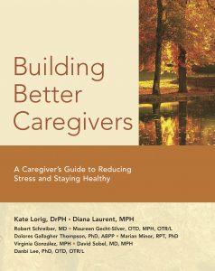Image of the book cover for Building Better Caregivers